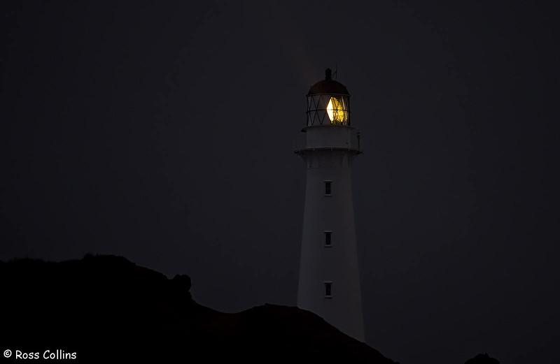 Castlepoint Lighthouse, 30 November 2018