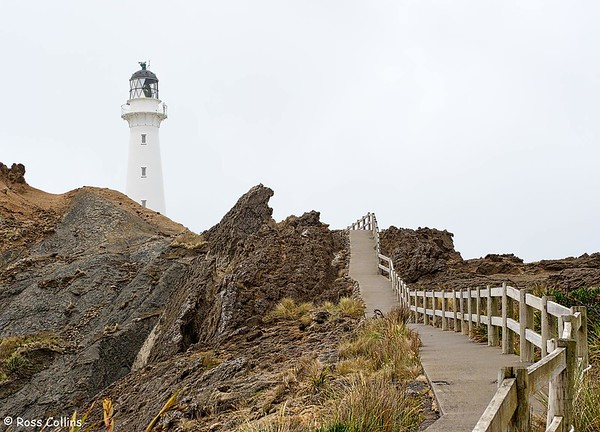 Castlepoint Lighthouse, 29 November 2018