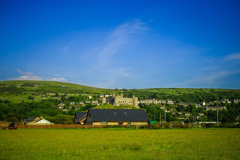 Harlech, Gwynedd, Wales