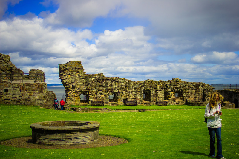 St Andrews Castle, Scotland