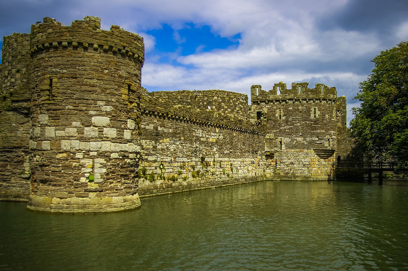 Beaumaris Castle, Wales