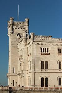Castello Miramare, Trieste, Italy