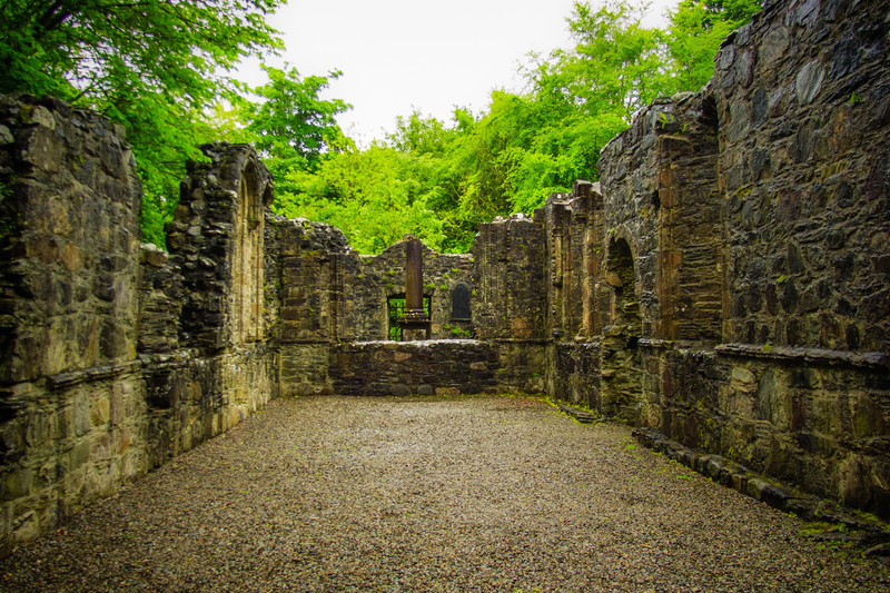 Dunstaffnage Chapel, Scotland