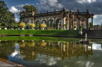 Castle of Weikersheim, Orangerie