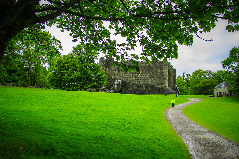 Dunstaffnage Castle, Scotland