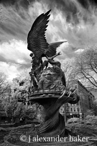 Peace Fountain, Cathederal of St John the Divine