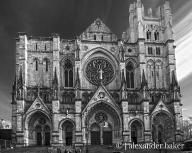 Facade - St John the Divine