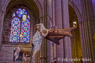Cathederal of St. John the Divine in New York City