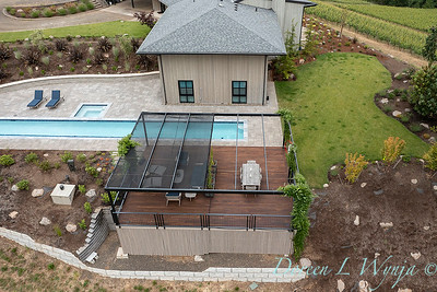 2 Mules poolside patio from the sky_7145