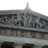 The Parthenon western pediment