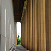 The Parthenon southern colonnade