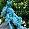 Confederate memorial statue