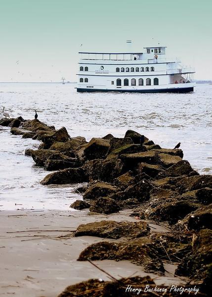 Fort Sumter Ferry<br /> Charleston SC