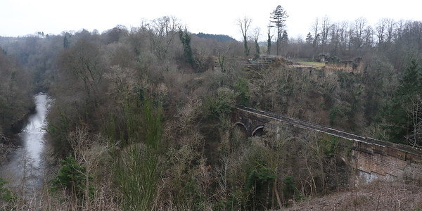 Duke's Bridge and the Avon Water