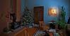Chelsea living room, Christmas<br /> December 18, 2014<br /> (Collage, 2 images)