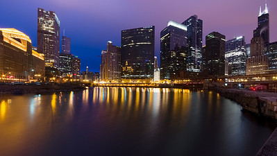 """Below Wolf Point"" Chicago, Illinois"