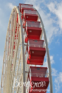 Navy Pier Ferris Wheel. Chicago