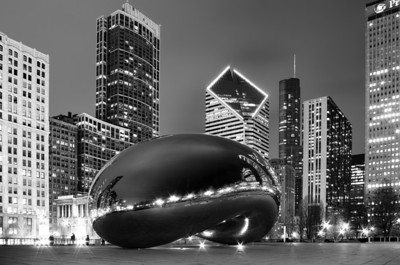 The Magical Bean Chicago, Illinois Cloudgate