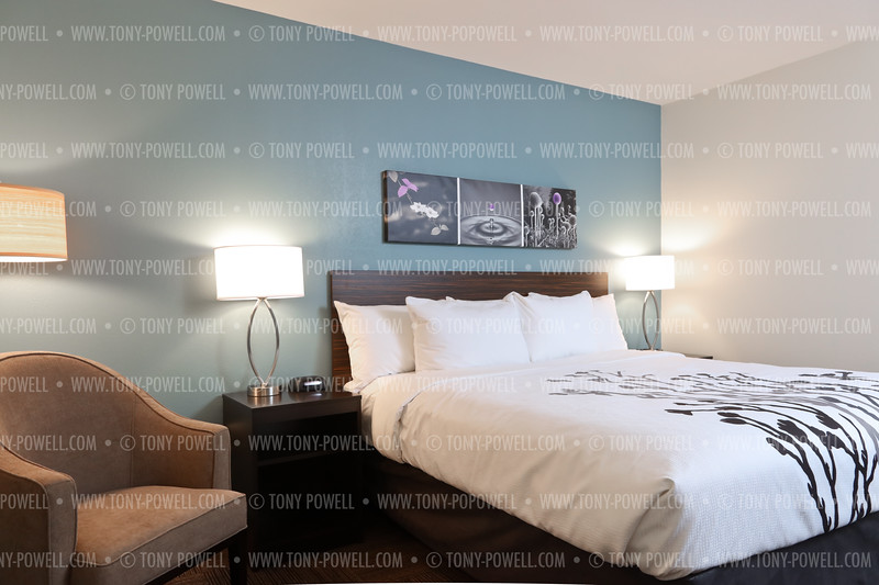 Choice Hotels Sleep Inn Model Room