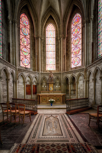 Side Chapel, La Cathedrale de Bayeux