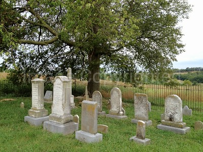 Lincoln family cemetery 7/13/12