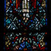 Chancel Clerestory Window: North Side