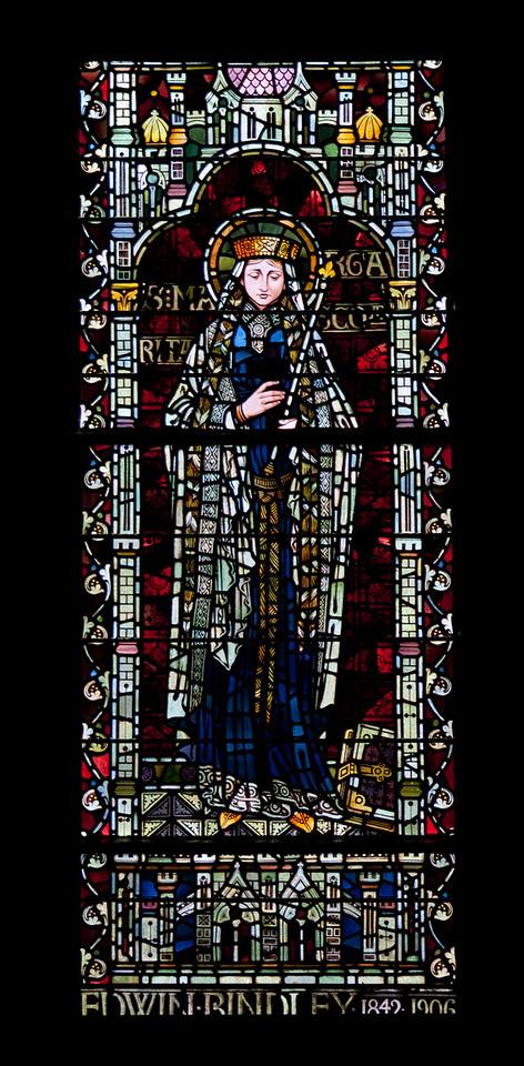 South Transept Window detail