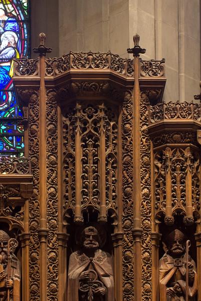 High Altar Reredos detail