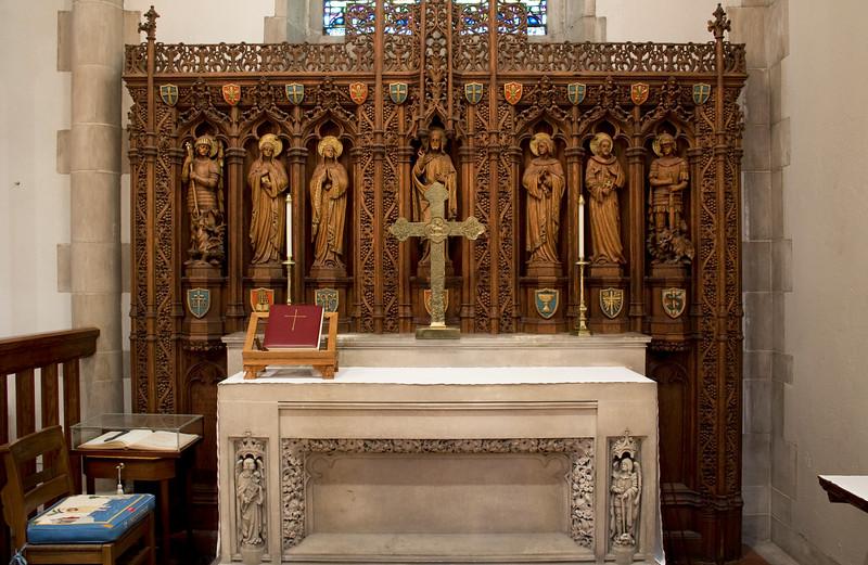 All Saints' Chapel Reredos