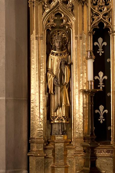 Lady Chapel Reredos detail