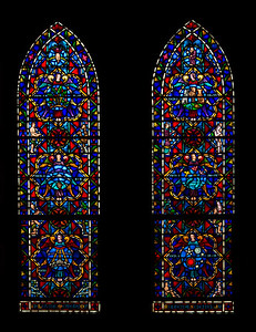 East Window 9