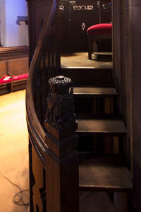 Lectern on Pulpit