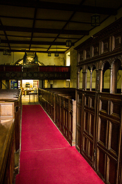 Parish Church, Stokesay Castle, Wales<br /> Parish Church, Stokesay Castle, Wales