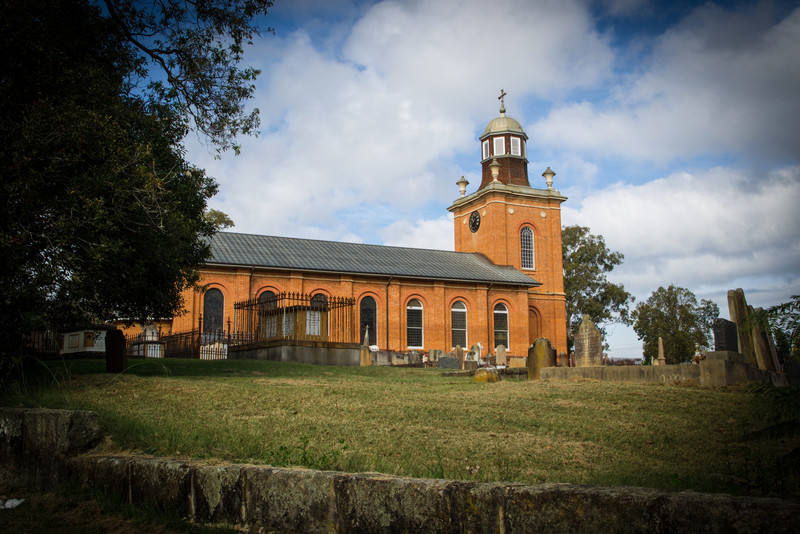 St Matthews Anglican Church, Windsor<br /> Designed by convict architect Francis Greenway, and built between 1817 and 1822.