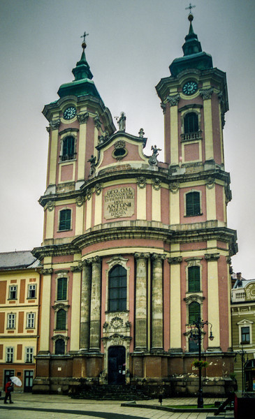 Minorite Church.