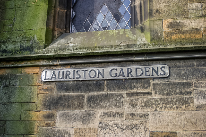 Edinburgh, Scotland<br /> The former Lauriston United Presbyterian Church in Lauriston Place. 1859.