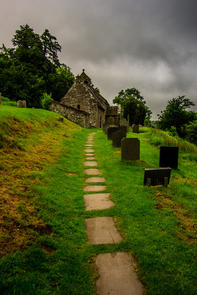St Patrico Church, Wales<br /> St Patrico Church, Wales
