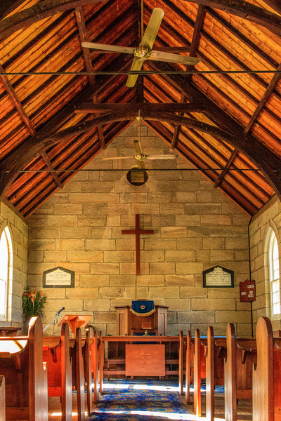 Pitt Town, Sydney, NSW, Australia<br /> Constructed in 1862, it was originally a Presbyterian Church before becoming Uniting.
