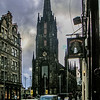 Edinburgh, Scotland<br /> The Hub (originally built for the Church of Scotland, now the home of the Edinburgh International Festival). Designed by J Gillespie Graham and Augustus Pugin, constructed 1842 - 1845.