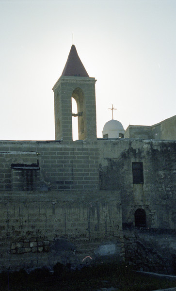 Acre, Israel<br /> One of the world's oldest port cities, Acre.