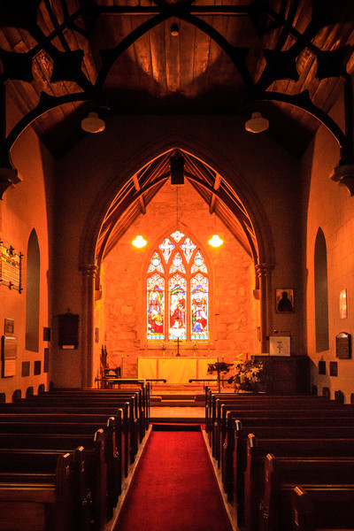Canberra, ACT, Australia<br /> St John the Baptist Church, consecrated on 12 March 1845 by William Grant Broughton, the first and only Bishop of Australia. Erected by Robert Campbell (1841–45).
