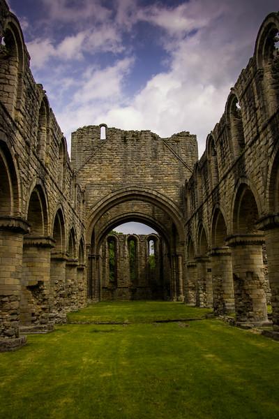 Buildwas Abbey, Wales<br /> Buildwas Abbey, Wales