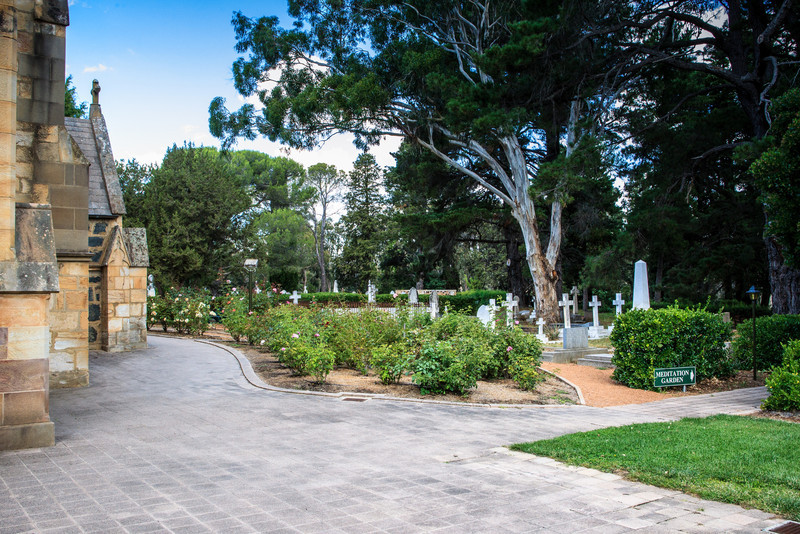 Canberra, ACT, Australia<br /> Cemetery for St John the Baptist Church, consecrated 12 March 1845.