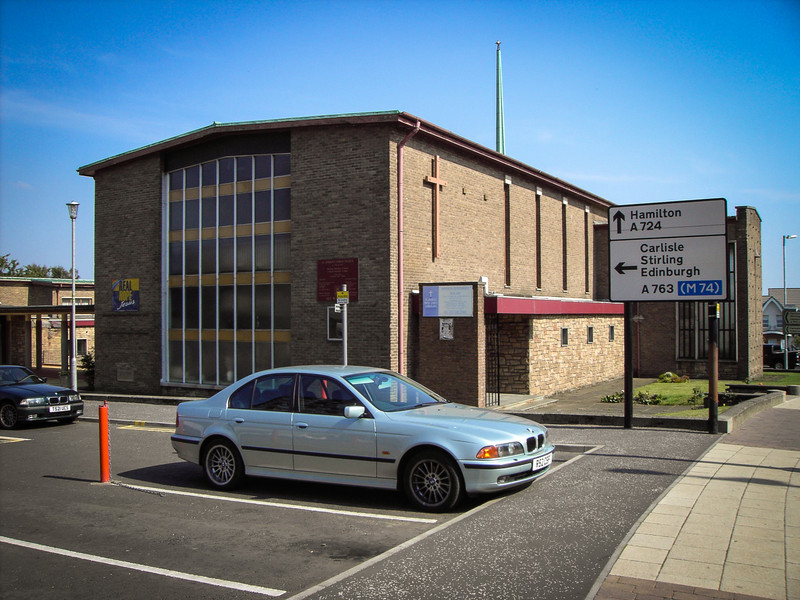 Cambuslang Parish Church, Glasgow<br /> Formed in 2008, from the merger of three existing Church of Scotland congregations within Cambuslang (Cambuslang Old Parish, Trinity St Paul's and St Andrew's).