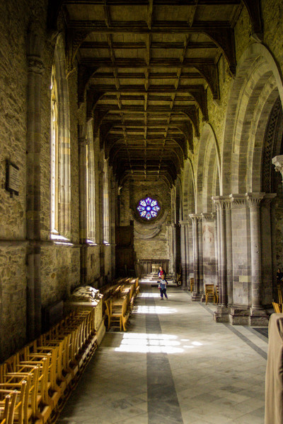St David's Cathedral, Wales<br /> St David's Cathedral, Wales