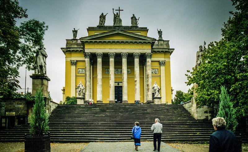Egri Basilica.