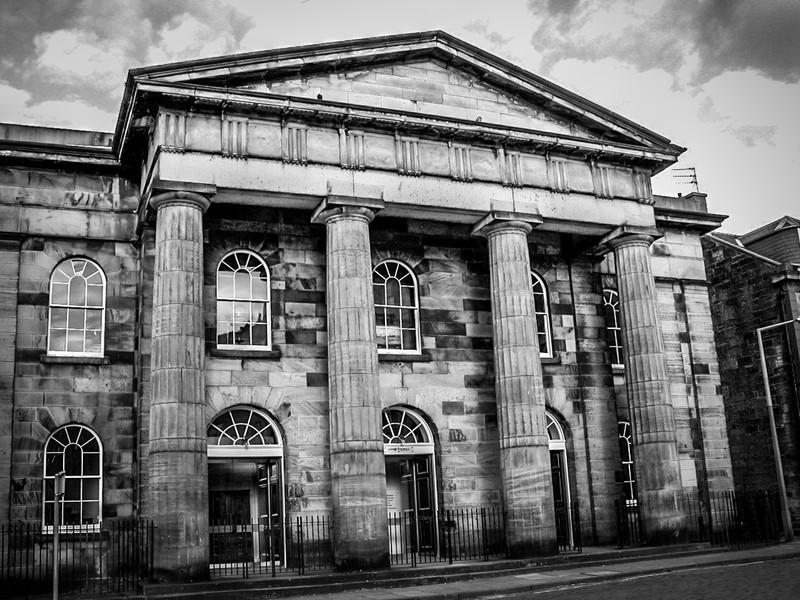 Edinburgh, Scotland<br /> Originally Broughton Place Church.