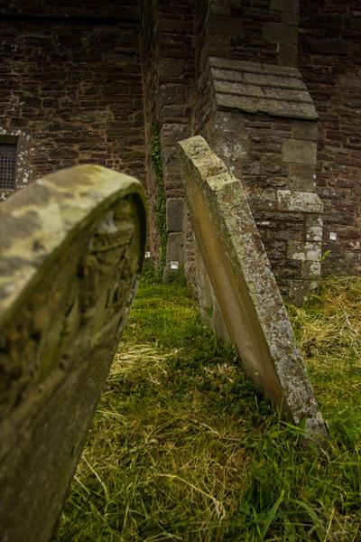 Cwmyoy Church, Wales<br /> Cwmyoy Church, Wales