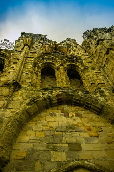 Wenlock Priory, Wales<br /> Wenlock Priory, Wales