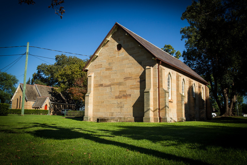 Constructed in 1862, it was originally a Presbyterian Church before becoming Uniting.